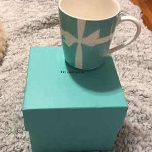 NWT! Tiffany & Co. Tea Mug (w/ original box)!